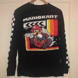 Forever 21 Mario Kart Shirt
